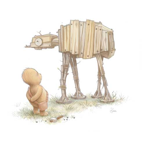 That's No Treehouse (Wookiee The Chew)