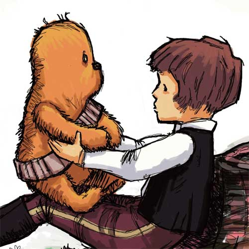 The Promise (Wookiee The Chew)