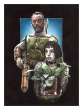 No Princesses, No Padawans - LARGE PRINT