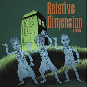 Relative Dimension - LARGE PRINT
