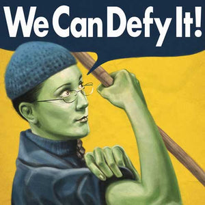 We Can Defy It - LARGE PRINT