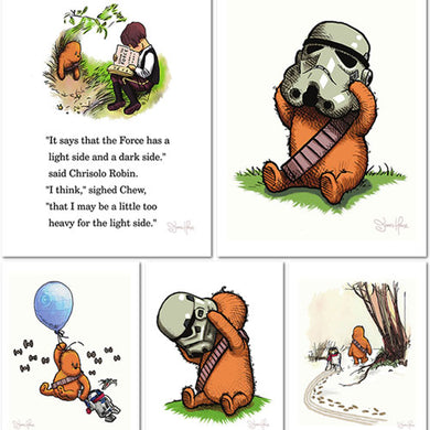 Wookiee the Chew - Miniprint Set
