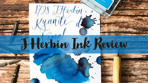 Inky Review Of Our Newly Launched J Herbin Inks