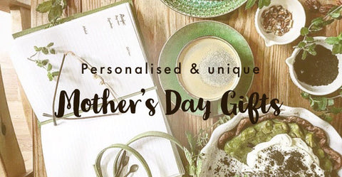 Unique Mothers Day Gifts & Personalised Mother's Day Gift Ideas