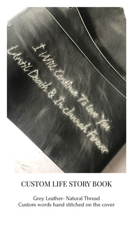 Giant A3 Life Story Journal