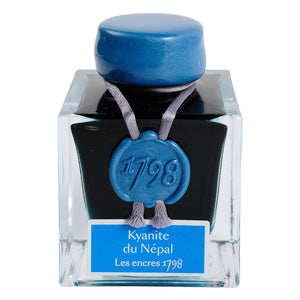 J Herbin 1798 Ink | Kyanite du Nepal | 50ml