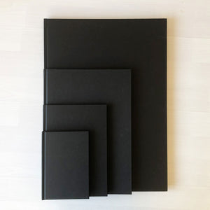 A3 sketchbooks hardback