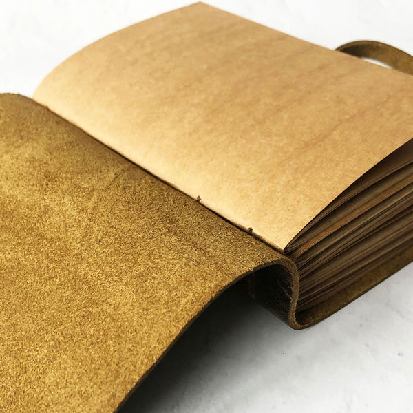 Brown Paper Journal