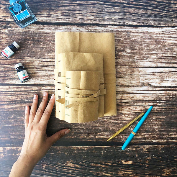 Vegan Leather Journal