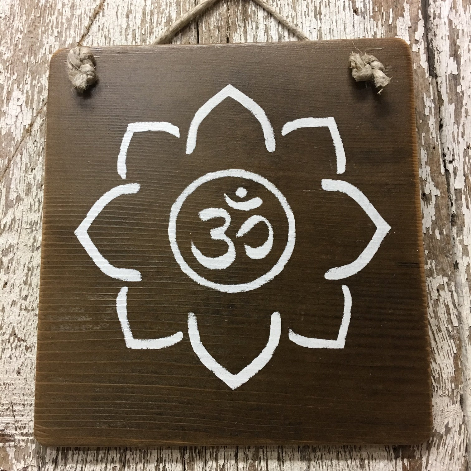 yoga gifts for her gifts for yoga lover lotus flower om symbol sign
