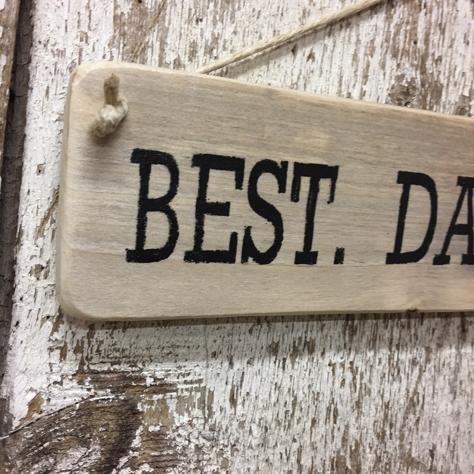 Best Day Ever Sign Reclaimed Wood Wedding Anniversary Gift