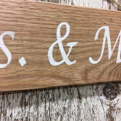 lesbian love sign mrs and mrs wedding anniversary love wood sign