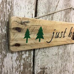 great outdoor gifts walking trail signs hiking gift ideas just breathe