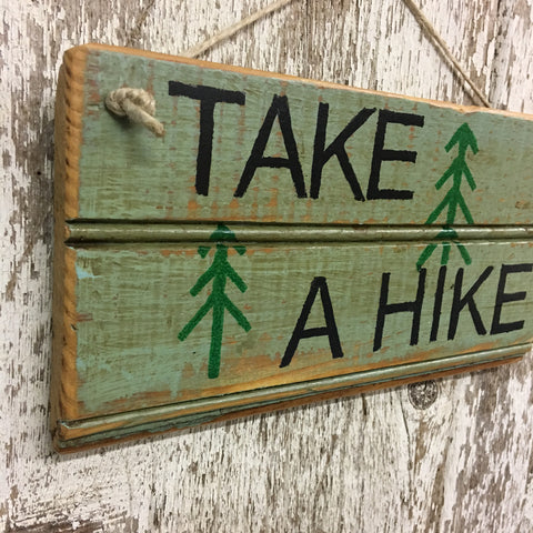 hiking gift ideas great outdoor gifts for hiking lovers take a hike sign