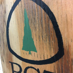 hiking gift for women pct trail sign pacific crest trail sign reclaimed wood