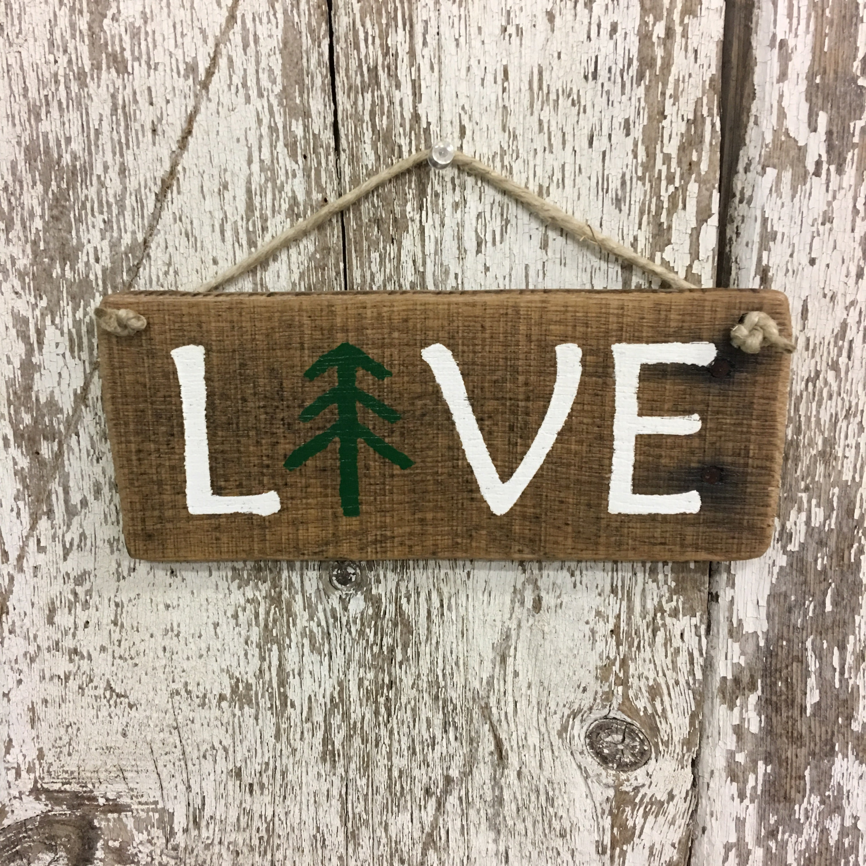 outdoor gift ideas gifts for outdoor lovers live sign with tree