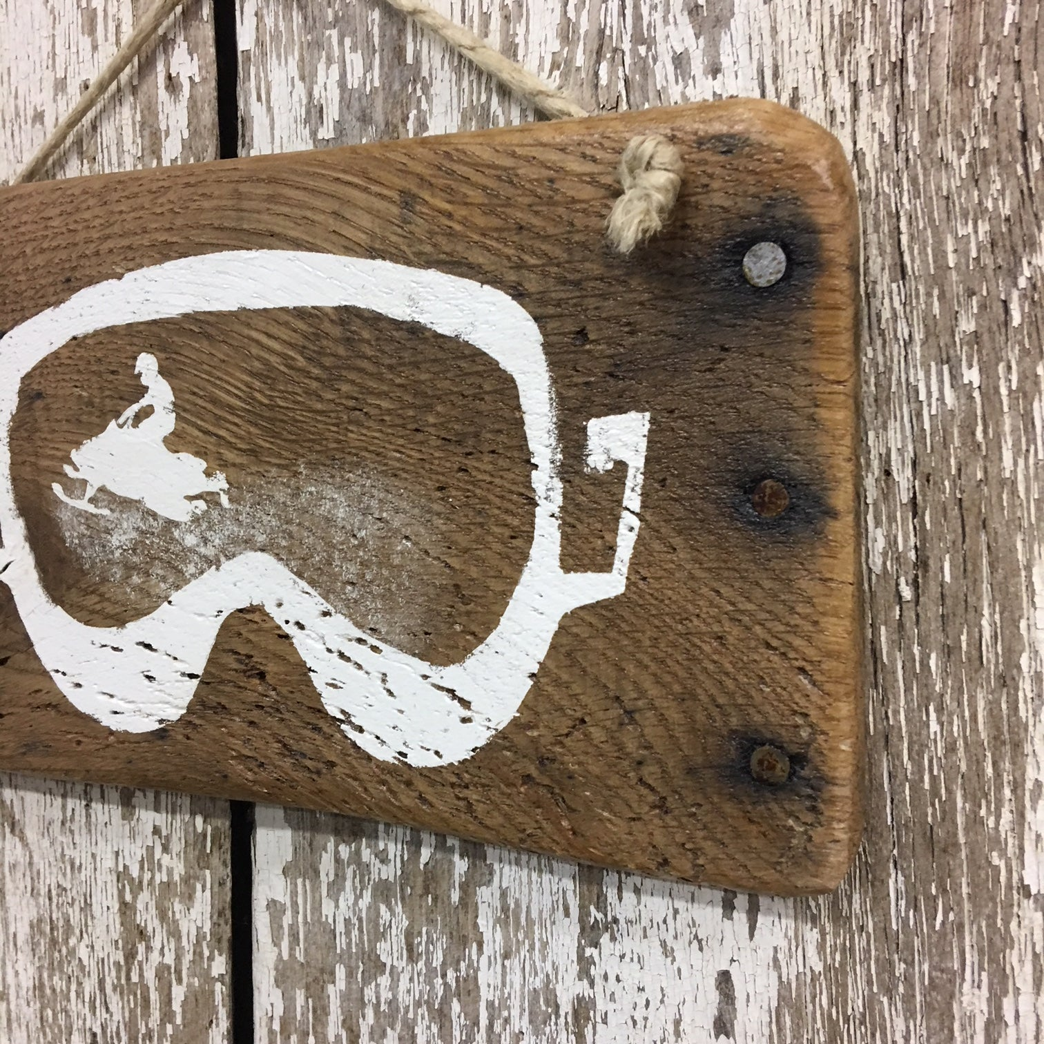 snowmobiling gifts snowmobile snow sign snowmobile decor