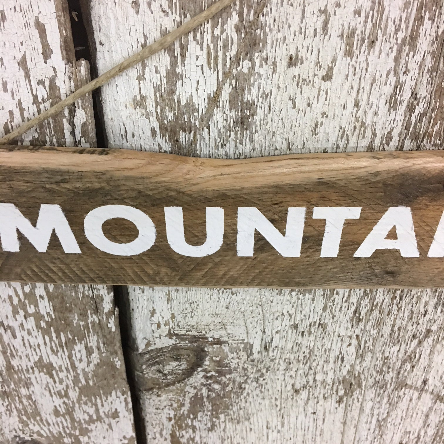 mountain house signs for cabin home the mountains are calling