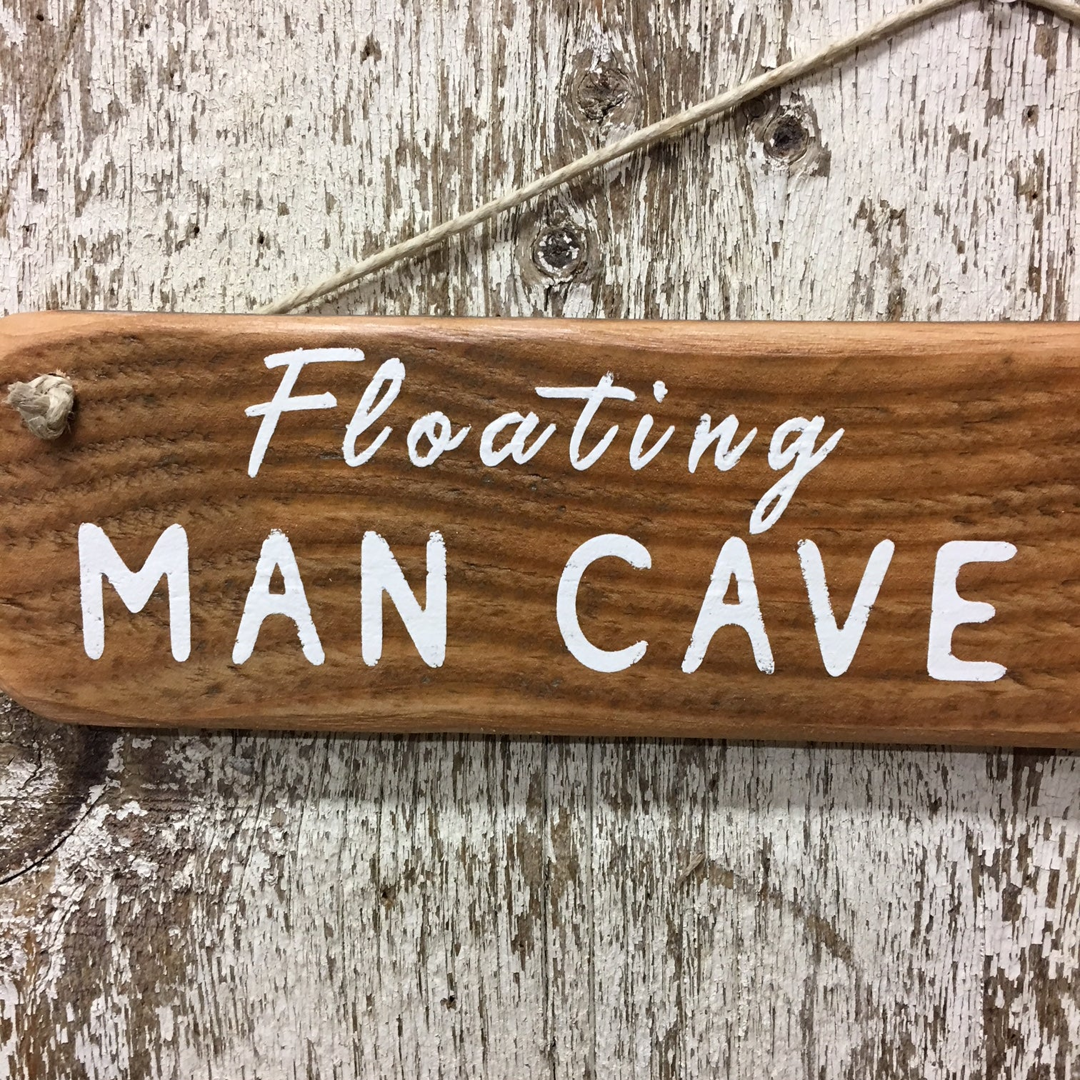 fishing gift boat sign floating man cave wood sign boat gift ideas