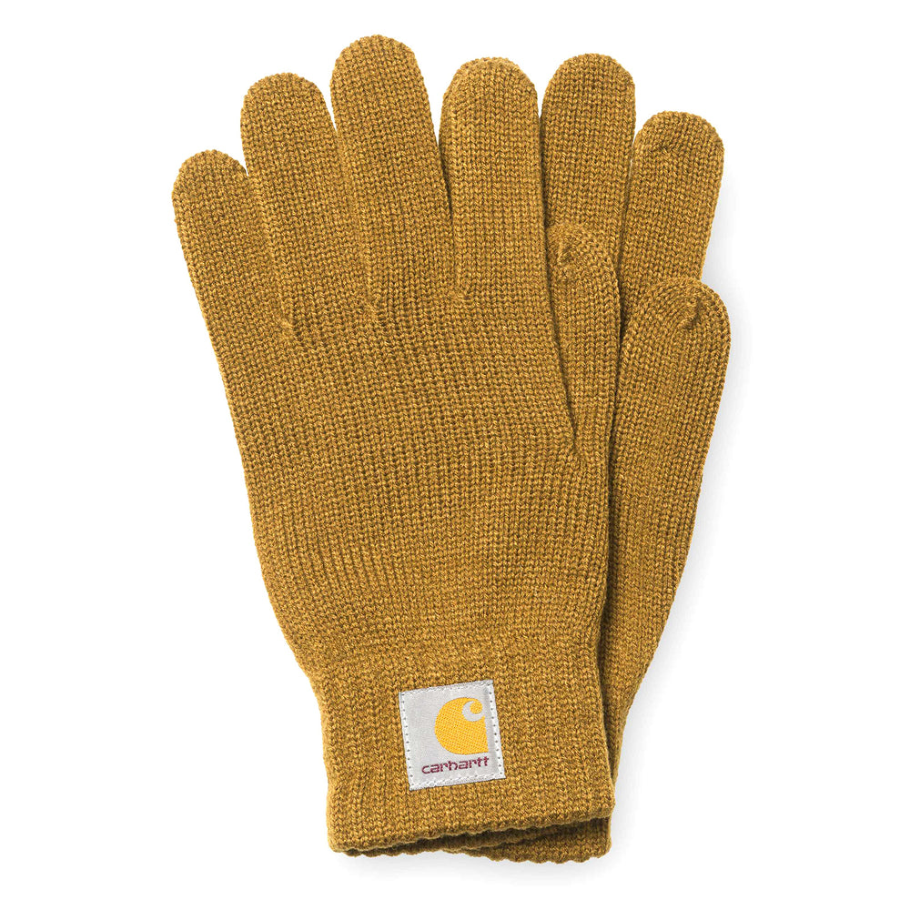 Carhartt Watch Gloves Hamilton Brown - Degli Uberti Store