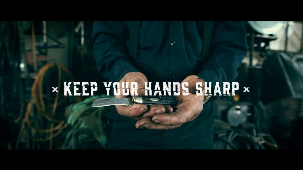 "Case ""Keep Your Hands Sharp"" Campaign Encourages Handiwork"