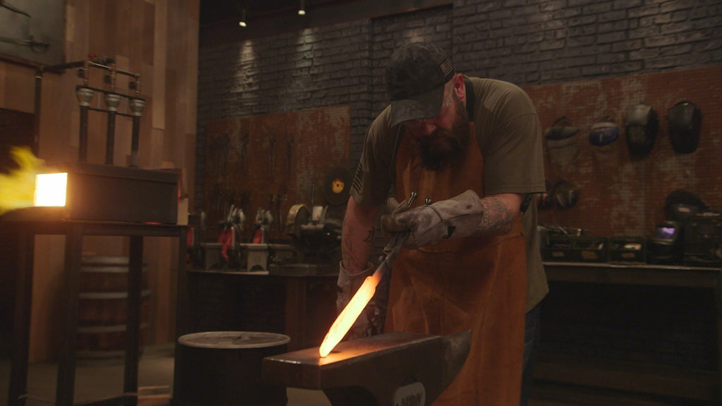 "Historic Case Knives to Appear on History's Hit Series Forged in Fire ""Branch Battle"""