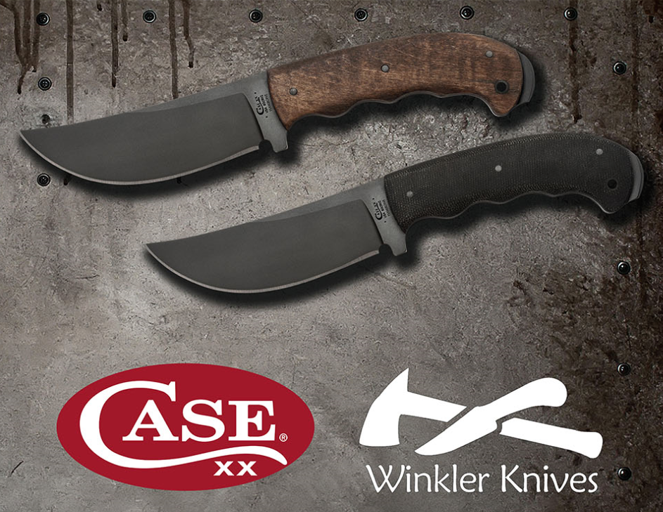 W.R. Case & Winkler Knives Unveil 'Hambone' with MOH Recipient Clint Romesha