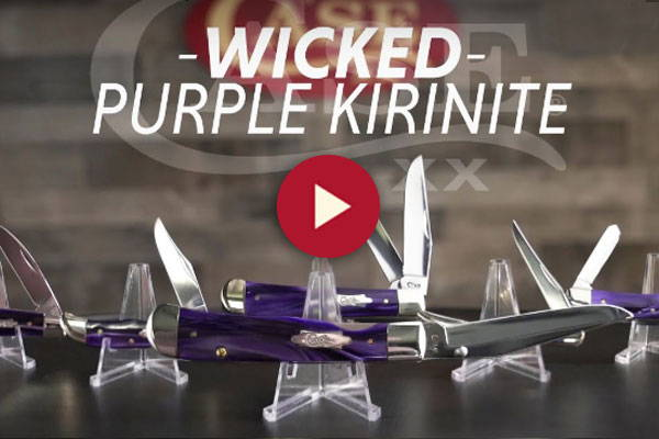 A Slice of Case: Wicked Purple Knives