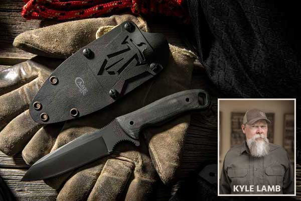 Introducing the Case® x Winkler Knives® Kyle Lamb Hunter