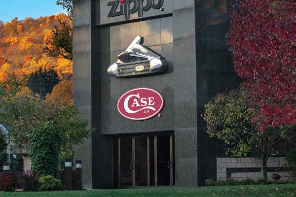 Zippo/Case Museum and Flagship Store Temporarily Closed
