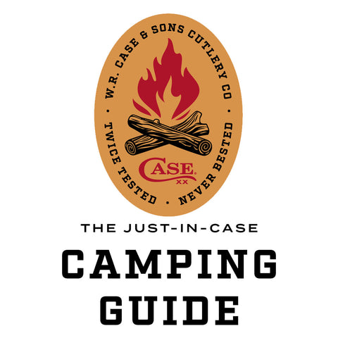The Just-In-Case Camping Guide Logo