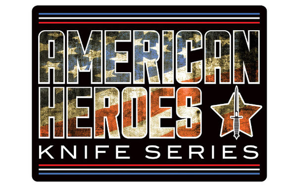 American Heroes Knife Series