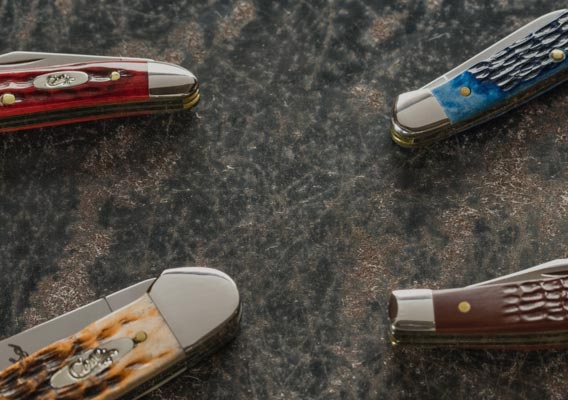 how to identify case knives