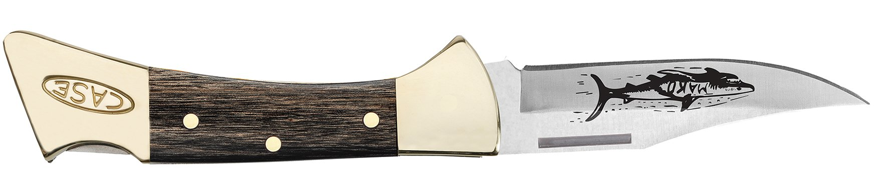 Staminawood Mako® with Leather Sheath