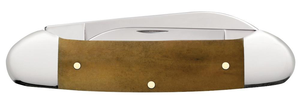 Ducks Unlimited® Embellished Smooth Antique Bone Canoe