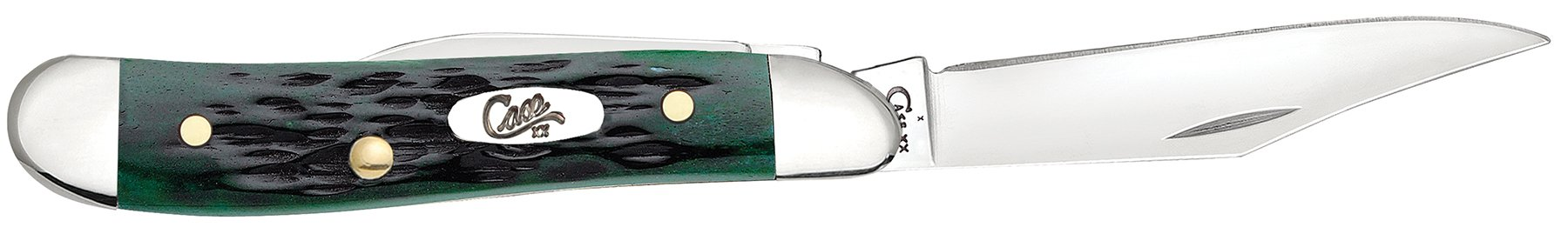 Pocket Worn® Bermuda Green Bone Peach Seed Jig Peanut