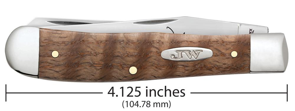 John Wayne Smooth Curly Oak Trapper