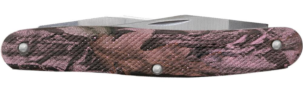Pink Camo Case Caliber® - Lightweight Synthetic Muskrat