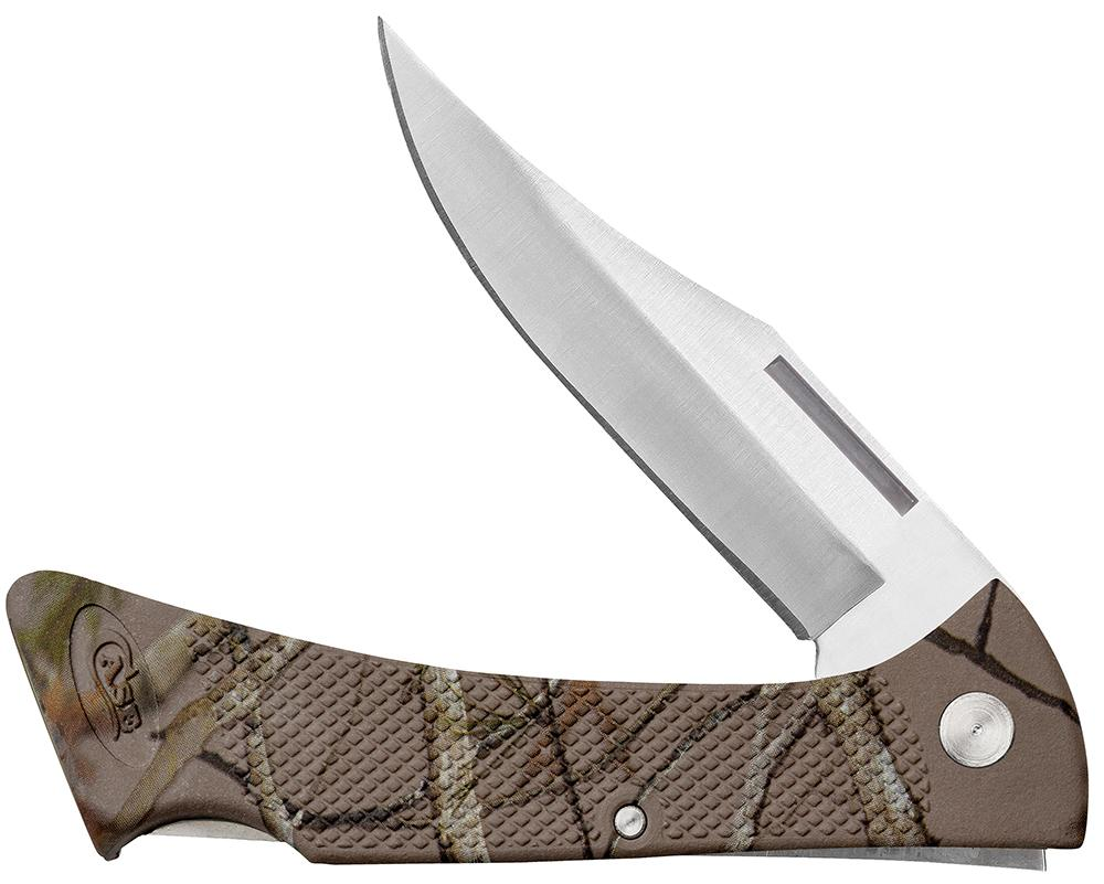 Camo Case Caliber® Lightweight Synthetic Mako® with Ballistic Nylon Sheath