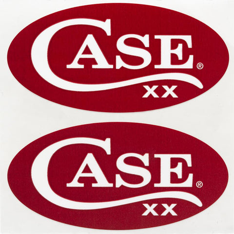 Oval Logo Sticker (2-pack)
