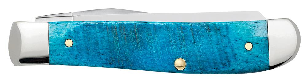 Caribbean Blue Bone Mini Trapper