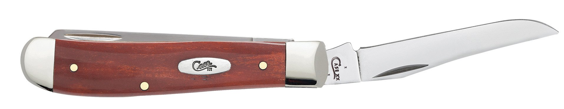 Smooth Chestnut Bone Mini Trapper