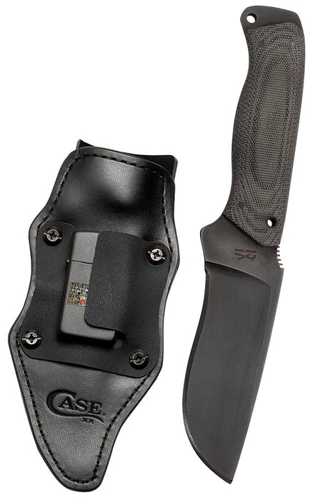 Case® Winkler Smooth Black Canvas Laminate Recurve Utility No. 6