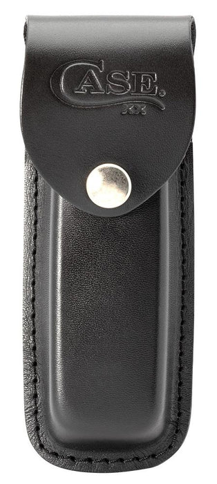 Front image of the Black Large Sheath (Job Case) closed