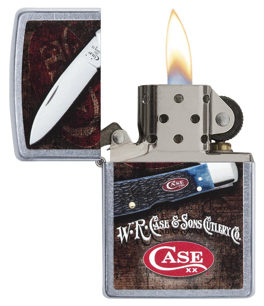 Zippo® Lighter - Case Tribal Lock