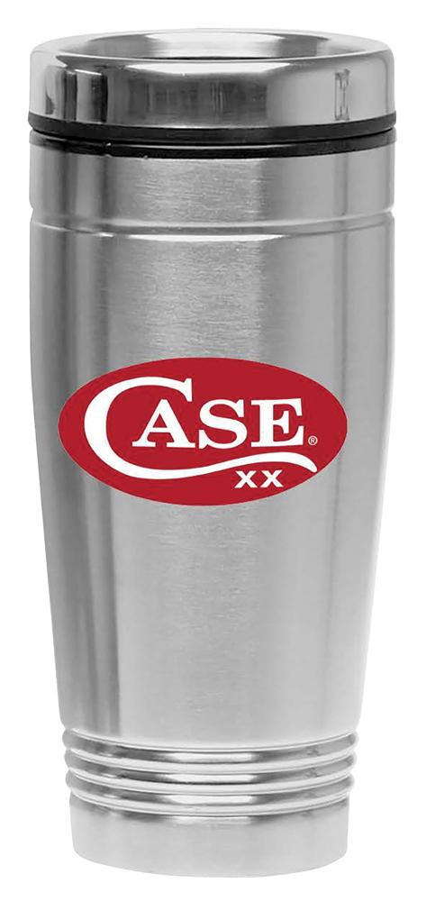 Case Stainless Steel Travel Mug