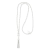 Smeidi Mayfair Snake Tassel Beaded Necklace | Heidi & Co. | 3 Labels 1 Mission
