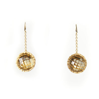 Smeidi Honeycomb Earrings | Heidi & Co. | 3 Labels 1 Mission