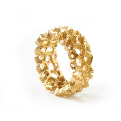 Honeycomb Flat Ring