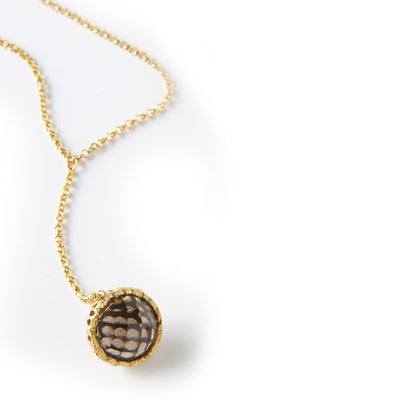 Smeidi Honeycomb Necklace | Heidi & Co. | 3 Labels 1 Mission